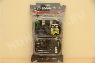 .223 AR-15 Real Avid Gun Boss Cleaning Kit ACU