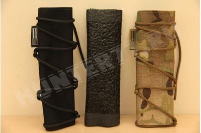 RIFLES ONLY GEAR  SUPPRESSOR COVER ~ MAD multicam + black SL7 SL9